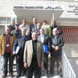 Train of Trainers, 5-9 Jan 14, Amman